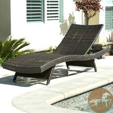 white wicker outdoor lounge chair resin patio chairs perfect