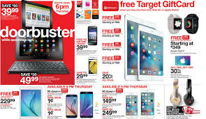 target sales thanksgiving black friday and bonus dates