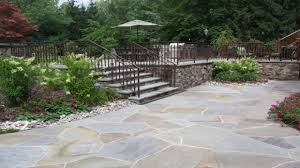 Irregular Stone Patio Blue Stone Patio Interesting Kanmantoo Blue Stone Patio Pavers