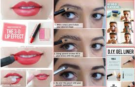 how to apply make up properly and other beauty hacks that will