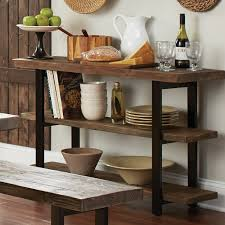 Wooden Console Table Console Sofa Tables You Ll Wayfair