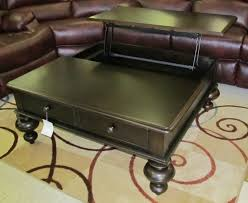 Distressed Coffee Tables by Furniture Rustic Leather Ottoman Coffee Table Distressed Coffee
