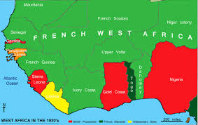 Map Of Nigeria Africa Revolution By Other Means Nigeria U0027s Geostrategic Blind Spots