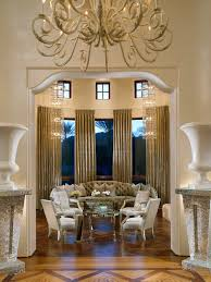 classy glamorous art deco foyer with sitting area 48067 house
