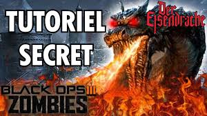 der eisendrache tutoriel du secret principal youtube
