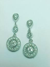 Diamond Chandelier Necklace Habenco Fine Jewelry