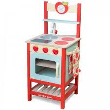 jouet en bois cuisine dinette en bois cuisine avec four honey bake apple le