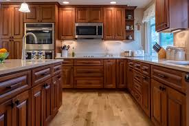 best color to paint kitchen with cherry cabinets design highlight a feature rich kitchen with luxury cherry