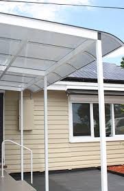 Clear Awnings For Home Polycarbonate Awnings Save More With A1 Blinds