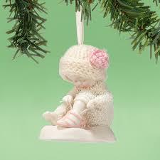snowbabies ornaments put on your shoes ornament 4038102