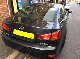 lexus used for sale uk used 2006 lexus is 220d for sale in southsea hampshire trojan cars