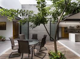 gallery of two courtyards house muñoz arquitectos 7