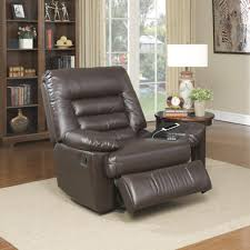 lazboy cool recliner chair new brown rocker recliner leather lazy