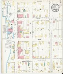 sanborn fire insurance maps van buren county iowa