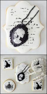 cameo cookies where to buy halloweencrafts diy skeleton cameo cookie tutorial from the