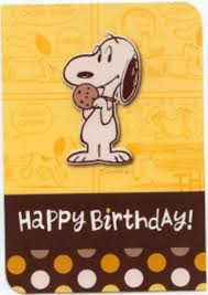 91 best snoopy birthday images on pinterest birthday cards