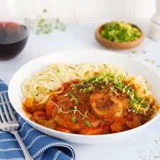 osso bucco de veau à la milanaise recettes cuisine et nutrition