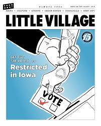 halloween city coralville iowa little village issue 208 oct 19 nov 1 2016 by little