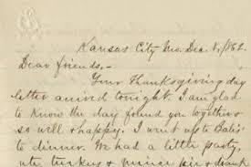 thanksgiving 1862 civil war on the western border the missouri