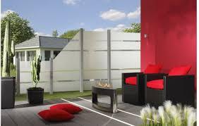 balkon sichtschutz aus glas sichtschutz für terrassen aus holz wpc oder glas