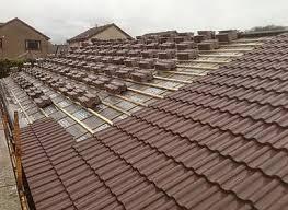 Tile Roof Repair Marley Tile Roof Repair