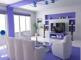 decoration and calm wall color for small living room sofas design