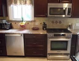 Kitchen Aid Cabinets Kitchen Outstanding Kitchen Design Ideas With Natural Kitchen Aid