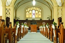 church pew wedding decorations pew decorations for wedding u2013 the