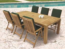 royal teak collection comfort 63 x 35 rectangular dining table