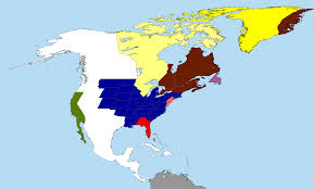 Spanish Map Of North America by Map Continuation Xiii Z New Europe North America Page 2