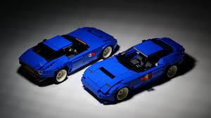 lego sports car lego 31070 alternate sports car lego