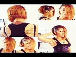 edgy bob haircuts 2015 20 showiest bob haircuts for black african american women youtube