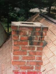 chimney stains discoloration leak diagnosis cleaning u0026 repair