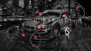 nissan gtr skyline wallpaper nissan skyline gtr r34 jdm crystal plastic car 2013 el tony