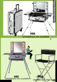 portable hair and makeup stations portable makeup station topaxen hair beauty products co ltd