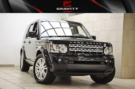 used land rover lr4 2012 land rover lr4 hse stock 598844 for sale near sandy springs