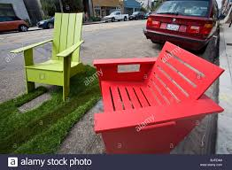 recycled plastic outdoor furniture by loll designs made from stock