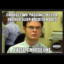 Cpa Exam Meme - join our community and let s pass the cpa exam cpaexamclub com