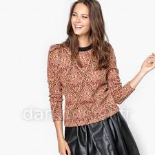 robe de chambre femme la redoute la mode sweat jacquard jacquard la redoute collections en