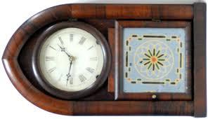 Forestville Mantel Clock Early American Clocks 46 79