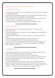 Cause Effect Essay Format And Effect Topics For An Essay
