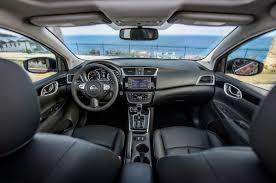 nissan sentra cvt transmission 2016 nissan sentra first look review motor trend
