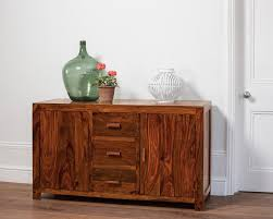 Solid Wood Buffet And Hutch Sideboards Astounding Solid Wood Sideboard Solid Wood Sideboard