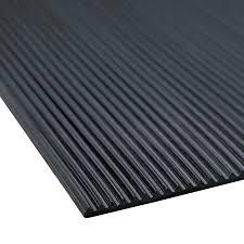cactus mat 1010r c3 groove 3 wide corrugated black vinyl
