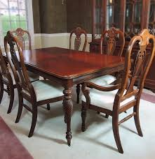 Antique Style Dining Table And Chairs Lexington Dining Room Table And Chairs Ebth