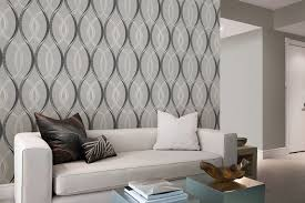 Wallpaper For Living Room Perfect Precision U2013 Brewster Home