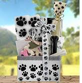 pet gift baskets pet themed gift baskets