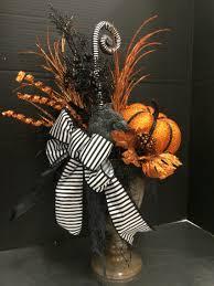 hallow ween tall halloween arrangement by andrea h u0027ween ideas pinterest