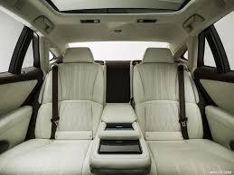 lexus van 2018 lexus ls 500 interior rear seats hd wallpaper 33