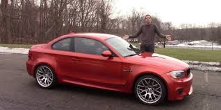 the best bmw car the bmw 1 series m is the best m car made shifting lanes